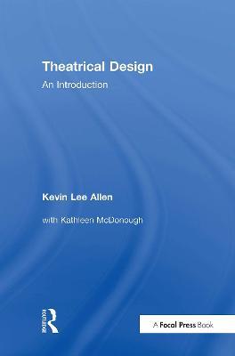 Theatrical Design book