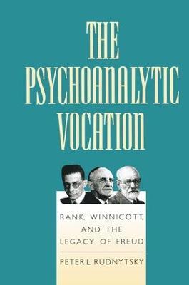 Psychoanalytic Vocation book