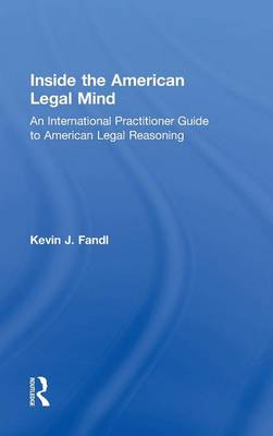 Inside the American Legal Mind book