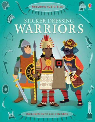 Sticker Dressing Warriors by Lisa Jane Gillespie