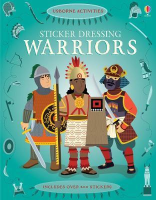 Sticker Dressing Warriors by Lisa Jane Gillespie