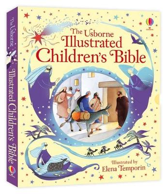 Illustrated Children's Bible book