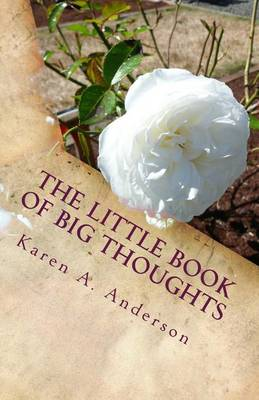 The Little Book of Big Thoughts -- Vol. 4 by Karen Anderson