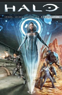 Halo: Escalation Volume 4 by Will Conrad