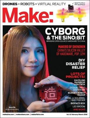 Make: Volume 61 by Mike Senese