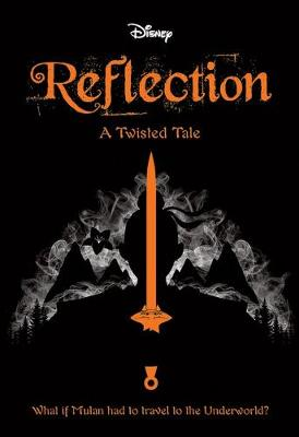 Disney: A Twisted Tale: Reflection book