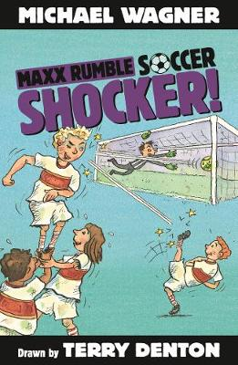 Maxx Rumble Soccer 2: Shocker! book
