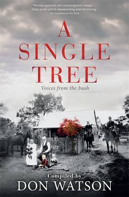 Single Tree by Don Watson
