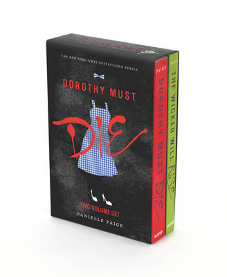 Dorothy Must Die 2-Book Box Set by Danielle Paige