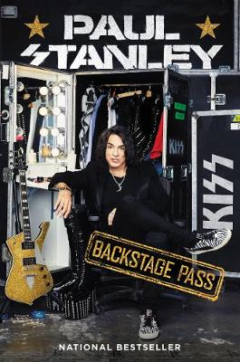 Backstage Pass by Paul Stanley