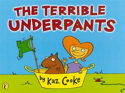 Terrible Underpants book