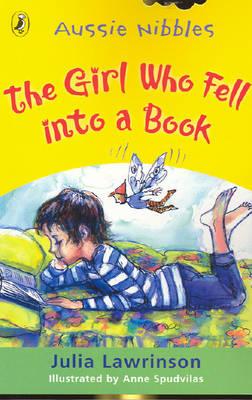 Girl Who Fell into a Book by Julia Lawrinson