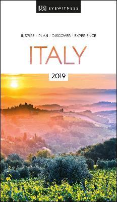 DK Eyewitness Travel Guide Italy: 2019 book