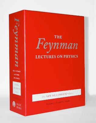 The Feynman Lectures on Physics, boxed set by Richard P. Feynman