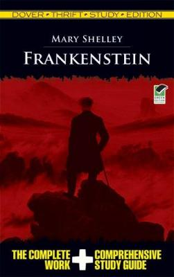 Frankenstein Thrift Study by Mary Shelley