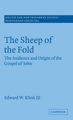 The Sheep of the Fold by Edward W. Klink