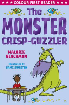 The Monster Crisp-Guzzler by Malorie Blackman