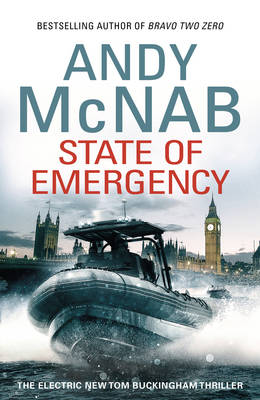 State Of Emergency by Andy McNab