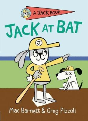 Jack at Bat book