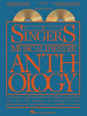 The Singer's Musical Theatre Anthology, Volume 1 by Hal Leonard Publishing Corporation