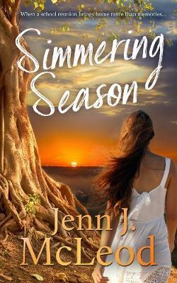 Simmering Season: A Calingarry Crossing Novel by Jenn J. McLeod