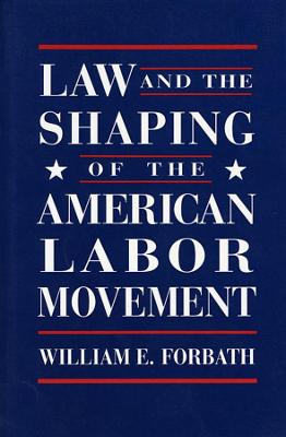 Law and the Shaping of the American Labour Movement book