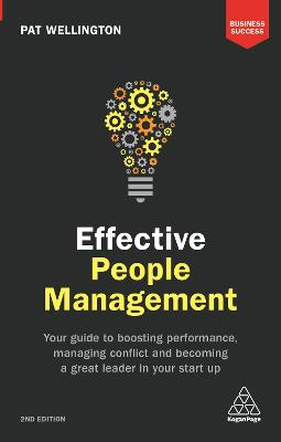 Effective People Management by Pat Wellington
