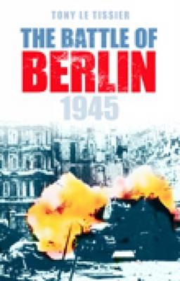 Battle of Berlin 1945 book