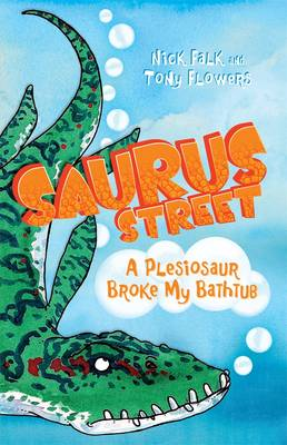 Saurus Street 5 by Nick Falk