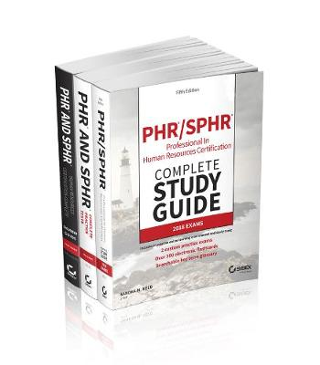 PHR and SPHR Professional in Human Resources Certification Kit: 2018 Exams by Sandra M. Reed