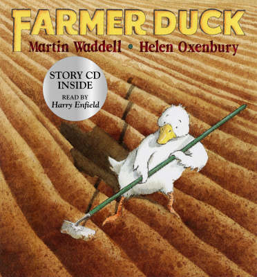 Farmer Duck And Cd by Martin Waddell