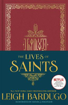 The Lives of Saints book