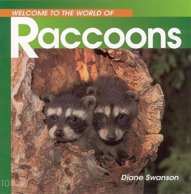 Welcome to the World of Raccoons book