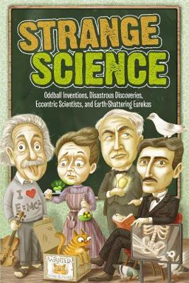 Strange Science by Editors of Portable Press