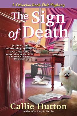 The Sign Of Death: A Victorian Book Club Mystery book