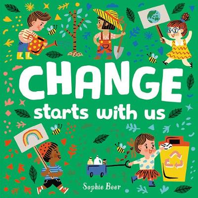 Change Starts with Us book