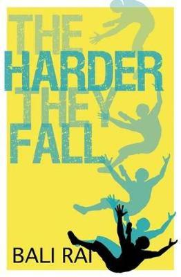 Harder They Fall book