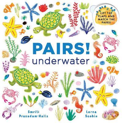 Pairs! Underwater by Smriti Prasadam-Halls
