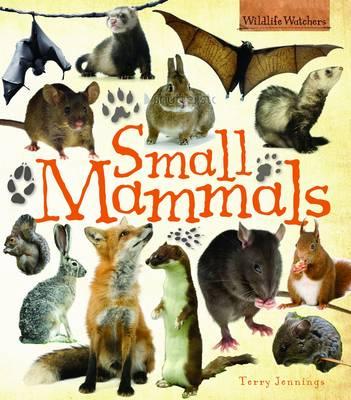Wildlife Watchers: Small Mammals by Terry Jennings