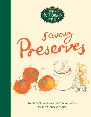 Tracklements Savoury Preserves by Tracklements