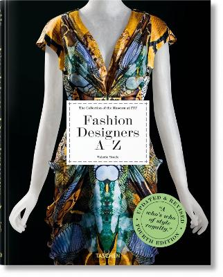 Fashion Designers A-Z, Updated 2020 Edition by Suzy Menkes