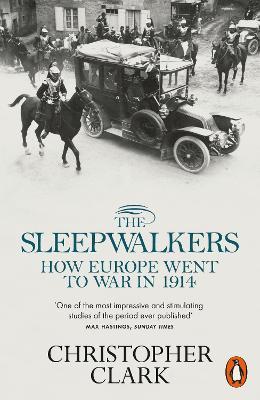 Sleepwalkers book