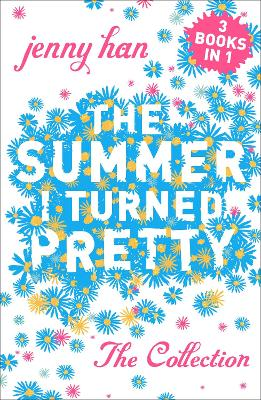 The Summer I Turned Pretty Complete Series (books 1-3) by Jenny Han