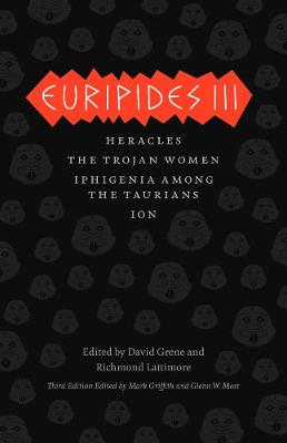 Euripides III book