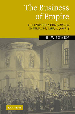 Business of Empire book