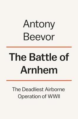 Battle of Arnhem book