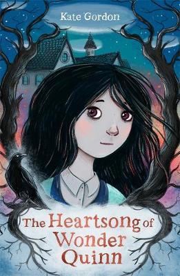 The Heartsong of Wonder Quinn book