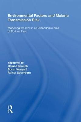 Environmental Factors and Malaria Transmission Risk book