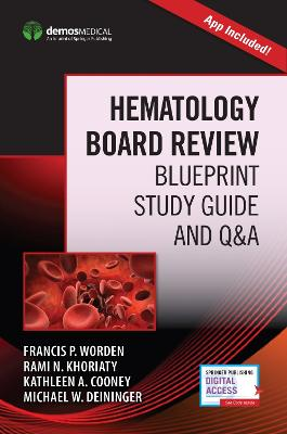 Hematology Board Review by Francis P. Worden