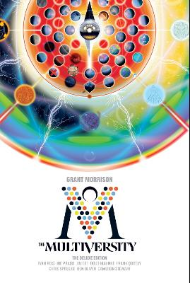 Multiversity Deluxe Edition HC by Grant Morrison